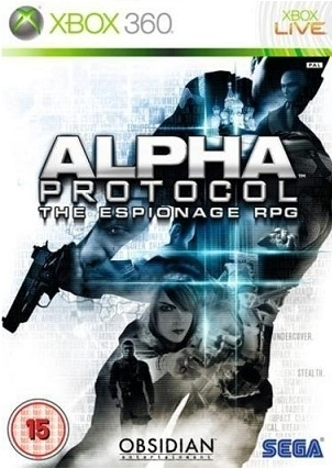 Alpha Protocol: The Espionage RPG (Xbox 360)